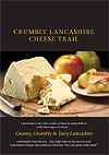 Crumbly Lancashire Cheese trail leaflet
